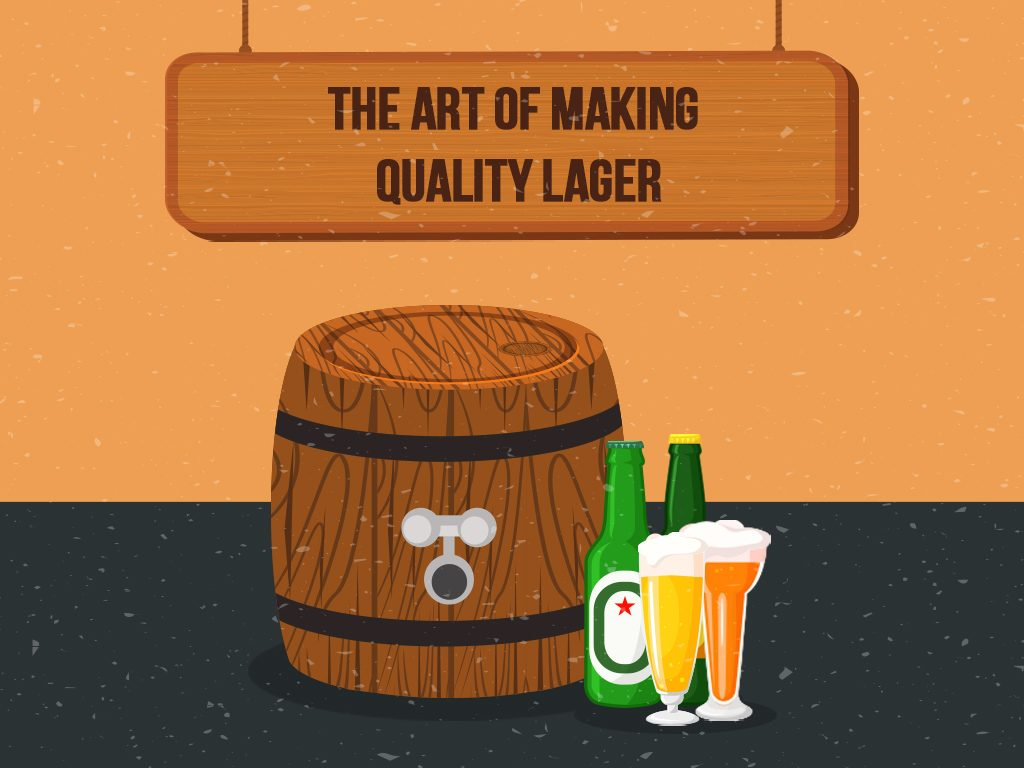 The Art Of Making Quality Lager
