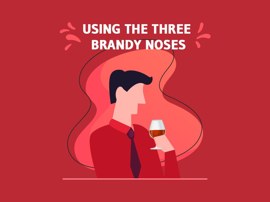 Using The Three Brandy Noses