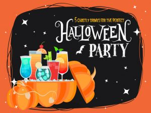 5 Ghastly Drinks For The Perfect Halloween Party