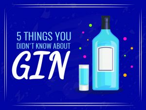 5 Things You Didn't Know About Gin