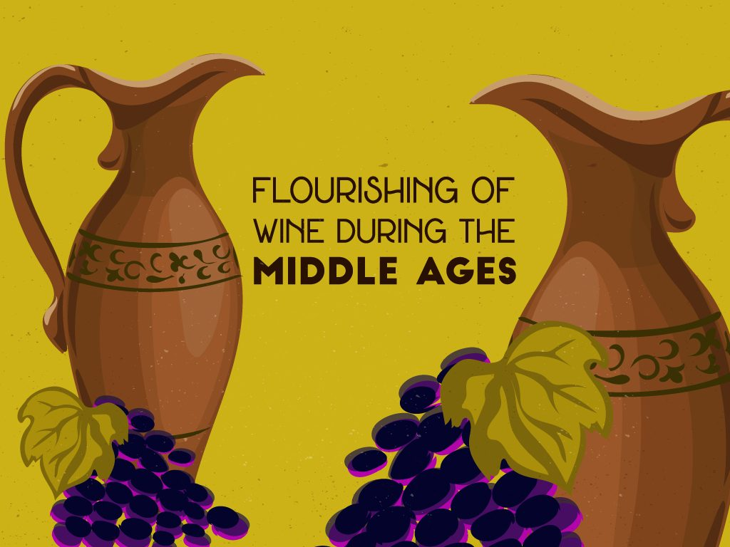 Flourishing-of-wine-during-the-Middle-Ages