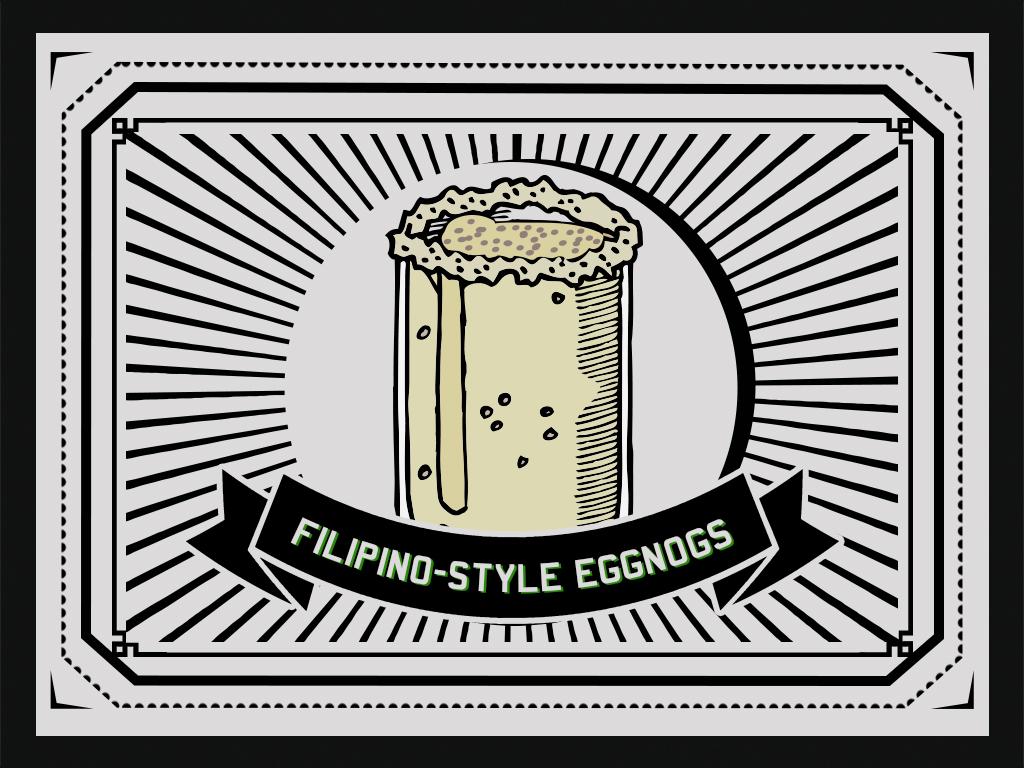 Filipino-StyleEggnogs