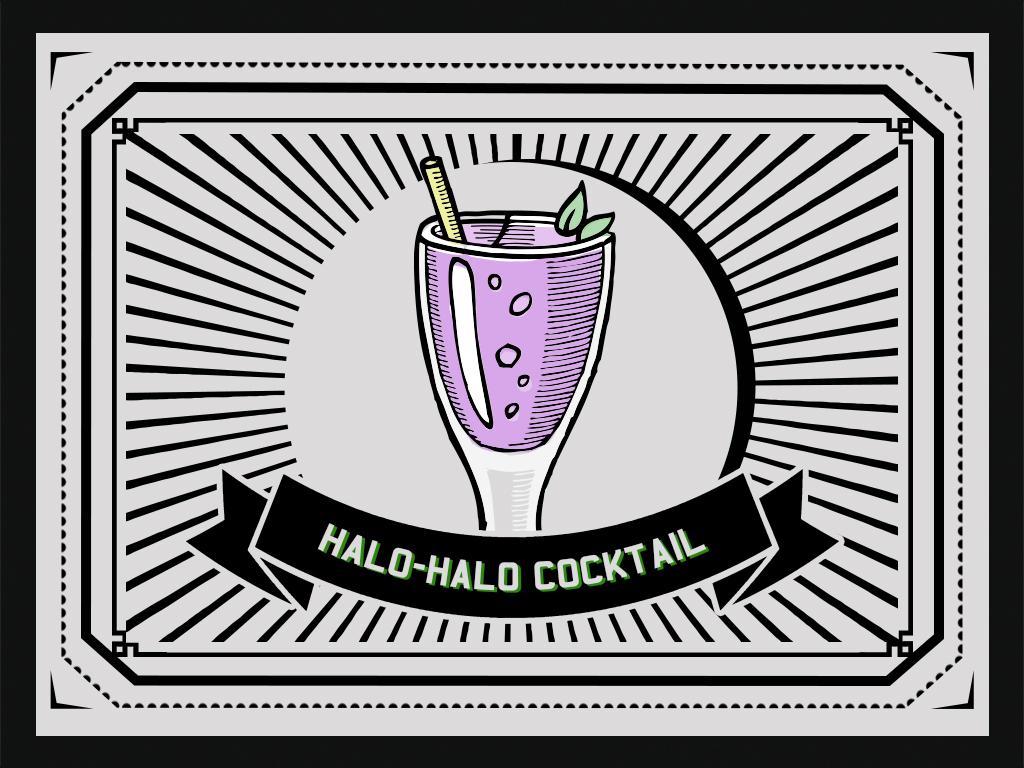 Halo-HaloCocktail
