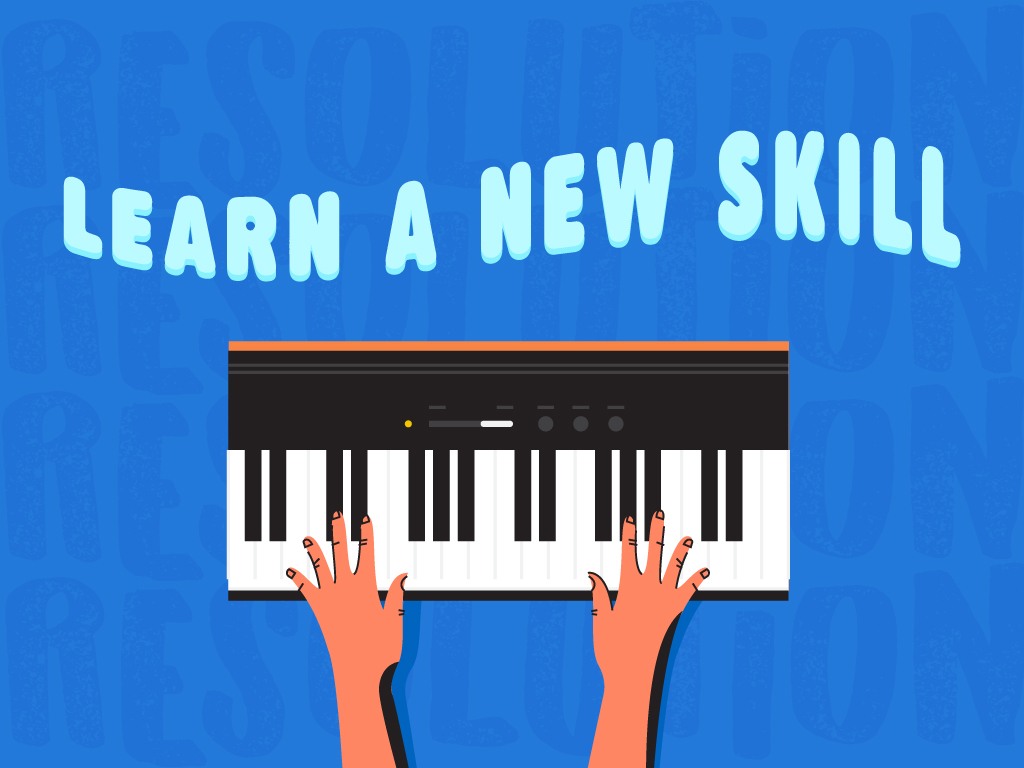 Learn-a-New-Skill